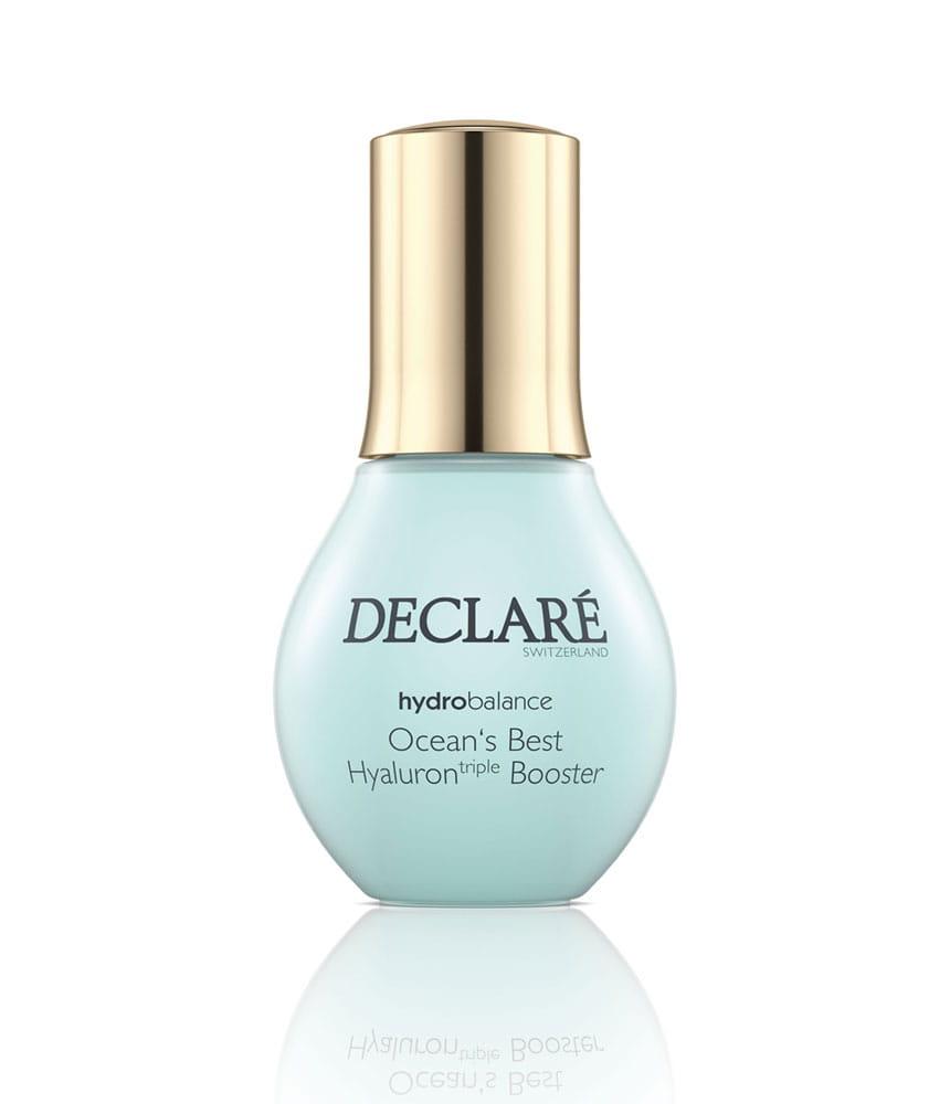 DECLARE Siła oceanu. Hialuronowy booster, 50 ml, DECLARE serum zapewnia natychmiastowe nawilżenie, cudowne odświeżenie i regenerację