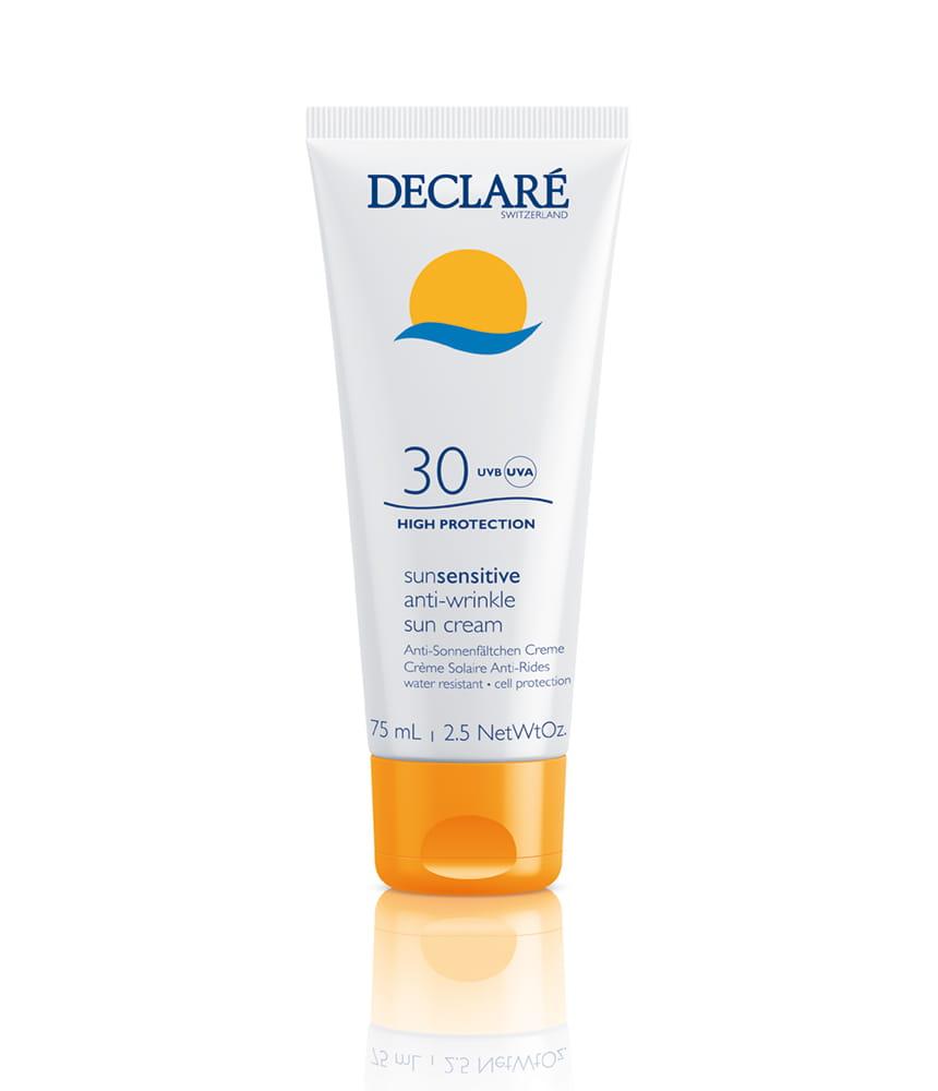 DECLARE Przeciwzmarszczkowy krem SPF 30+, Krem z ochroną UV