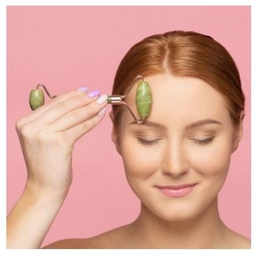 Roller - masażer do twarzy